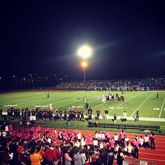 #fridaynightlights I-25 Bowl #thorntonhighschool vs #northglennhighschool #gonorse