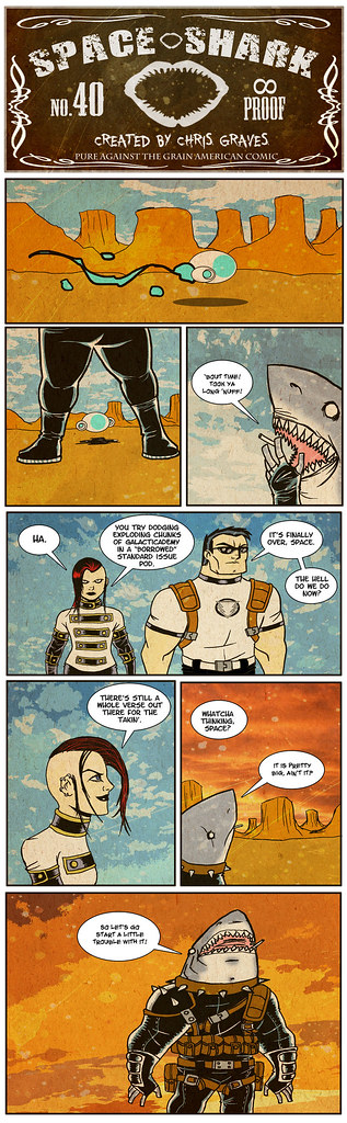 SPACE SHARK 40
