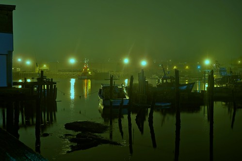 Gloucester At Dawn- Captain Joe and Sons 5:05AM 4/22/12 by captjoe06