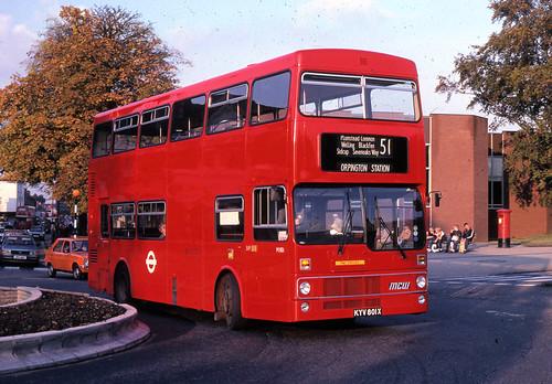 London Transport route 51