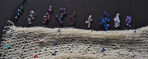 Fickle Knitter's Guide to Knitting with Beads
