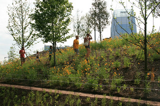 Cumberland Park, Nashville (by: Hargreaves Associates via Inhabitat)
