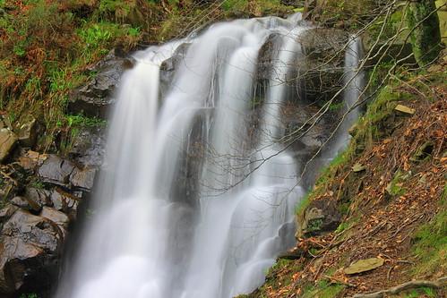 Cascada , efecto seda #EH #Photography #Flickr #Foto 0117