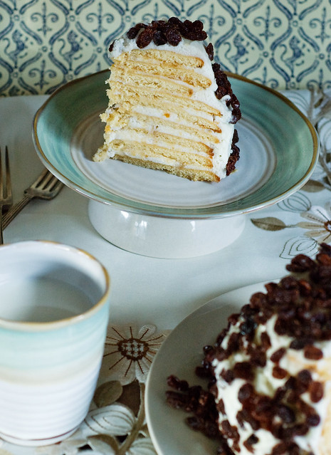 medovik, medena toera, honey cake, special