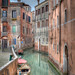 <p>A very typical scene throughout Venice.</p>