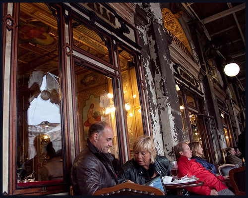 cafe florian by hans van egdom