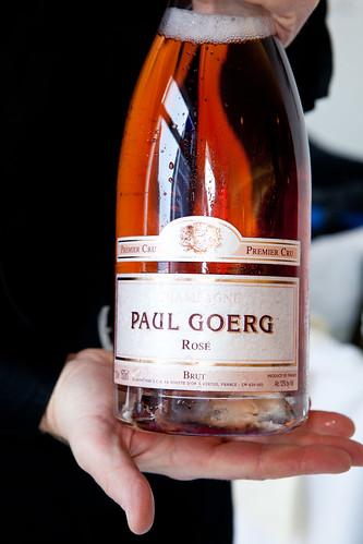 Champagne Paul Goerg Brut Rosé