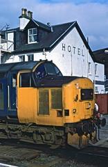 UK Railways - Diesels