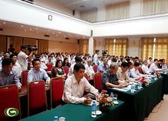 Thứ trưởng Nguyễn Thanh Nghị tham dự hội nghị triển khai thực hiện Nghị quyết Trung ương 4