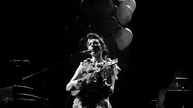 My Brightest Diamond @ Crossing Brooklyn Ferry 5/5/12