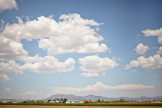 New Mexico Landscape | Cross Country Roadtrip | 50 States Photography Challenge