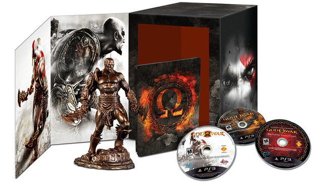 God of War: Omega Collection