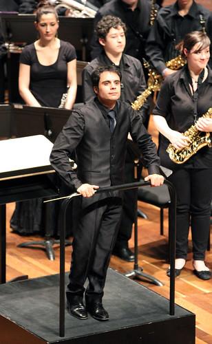 """CUARTO FESTIVAL DE BANDAS DE MÚSICA """"UNIVERSIDAD DE LEÓN"""" - BANDA MUNICIPAL DE MÚSICA DE VILLAMAYOR (SALAMANCA)"""