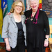 Elizabeth May and Encounters with Canada Director Linda Brunet at Ecology and Environment week