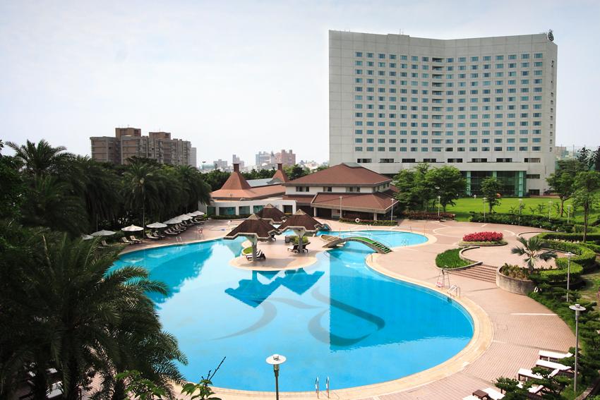花蓮 美侖大飯店Parkview hotel 經典老牌五星渡假飯店 超大泳池 …_插圖