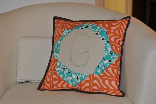 G Pillow