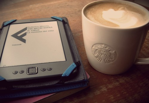 Coffee and Kindle