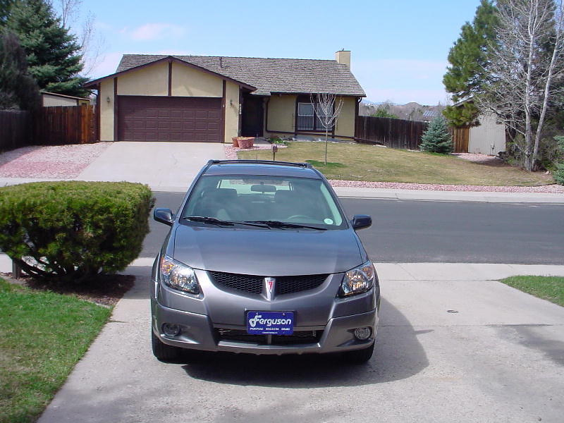 Vaggeto U0026 39 S Garage  2003 Vibe Awd Shadow