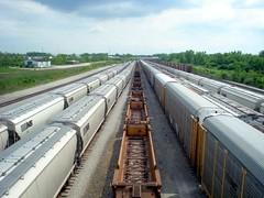 Rail Yard I