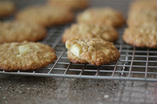 Apple Oatmeal Cookies 12