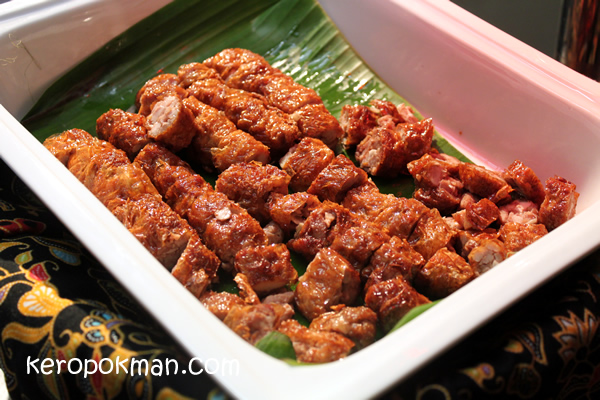 Taste of Penang @ Sentosa : Lor Bak