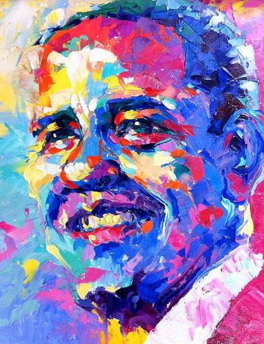 #247 •  Esteemed Leader-Obama-II