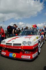 Opel Manta B beim 24-Stunden-Rennen