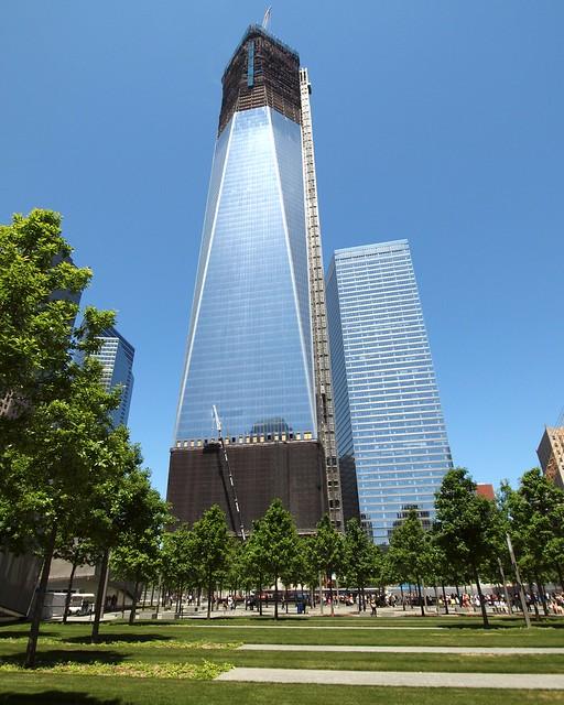 One World Trade Center New York City