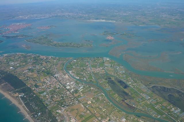 229 - Venezia desde el aire