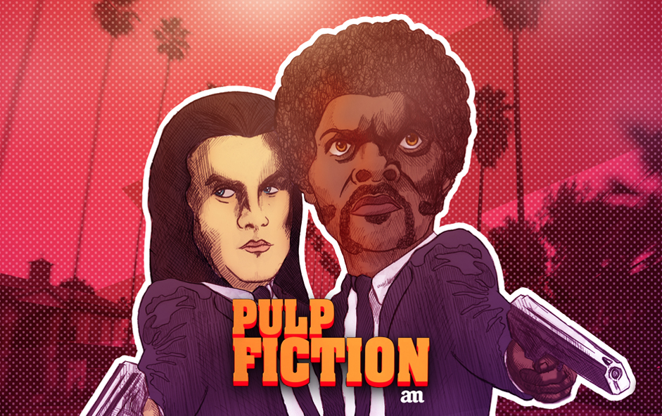 "Pulp Fiction - ""Q.Tarantino"""