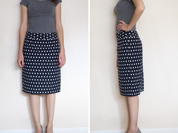polka-dot-skirt-before
