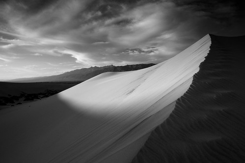 Death Valley: Touch of light