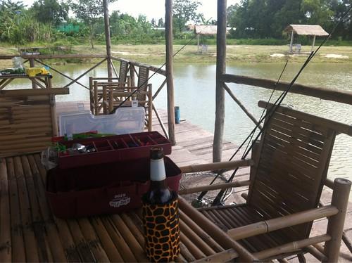 pattaya barra fishing park 6