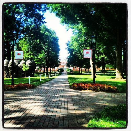 Guilford College by Greensboro NC
