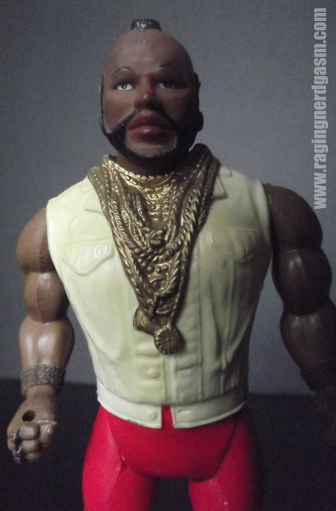 Mr T from WWF Wrestlemania by Galoob