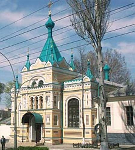 Biserica Sf. Ierarh Nicolae > Фото из галереи `Главная`