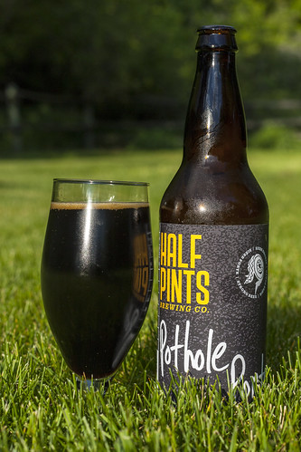 Review: Half Pints' Pothole Porter by Cody La Bière
