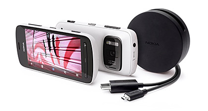 Nokia 808 PureView will be available in Singapore tomorrow (S$839), in Black and White.