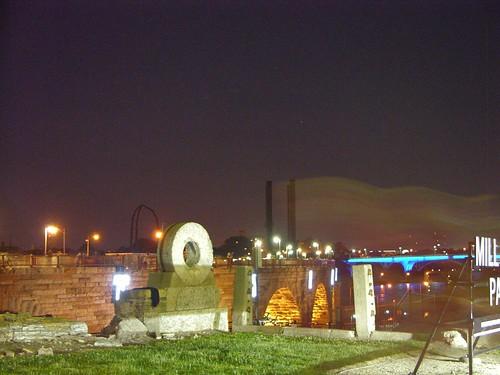 2012 Northern Spark Stone Arch Bridge