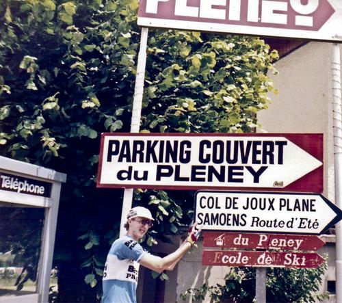 Col de Joux Plane, 1986