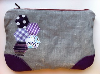 Orchard path pouch