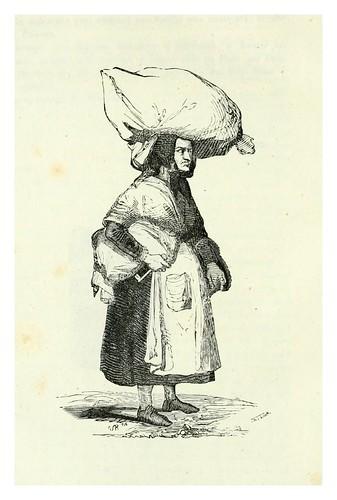 017-La lavandera-Los españoles pintados por si mismos-Tomo I-1843- Editado por Ignacio Boix