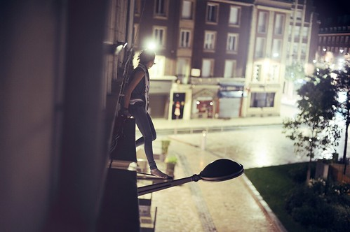 AT THE EDGE OF THE VOID by Theo Gosselin