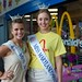 Miss Maryland at McDonalds