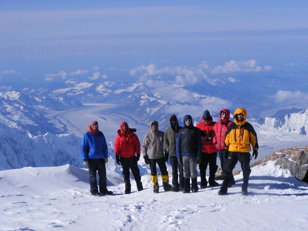 climb Denali with wild alpine