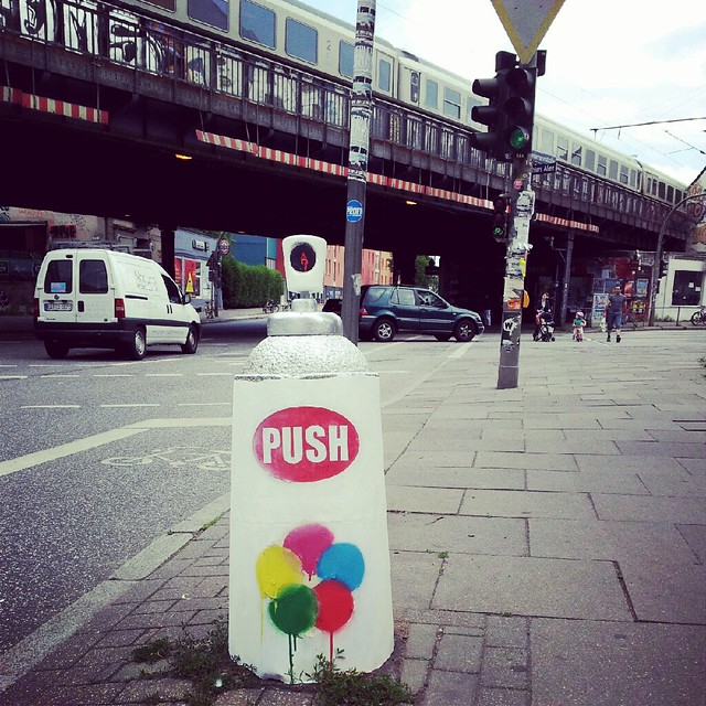 Street Art Push