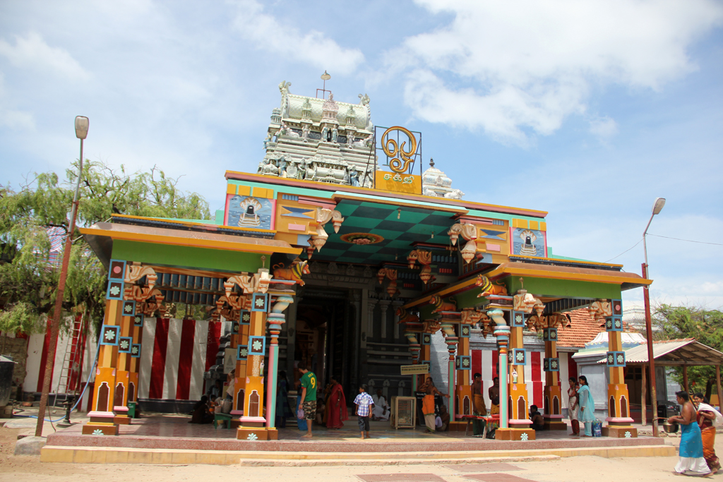 Sri Naga Pooshani Amman Kovil