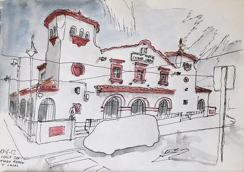 Mercado de Ciudad Jardín, Málaga