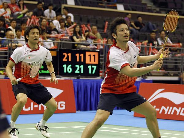 Singapore Open 2012