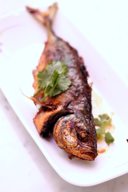 Daisy's Dream Kitchen: Sambal-stuffed Fried Fish